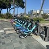 【Biki】トロリーバスが休止なら移動はレンタルシェア自転車がおススメ