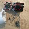 ヘアドライヤーを分解したら面白い回路が入ってた