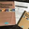 英会話イーオンDiscussion Mattersクラス1年更新しました。