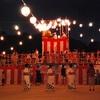 名和地域合同盆踊り大会2日目