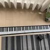 ロールアップピアノ、届きました♬