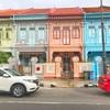 【2017年シンガポール旅行記⑥】カトン地区〜チャイナタウン散策