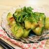 簡単!!梅たたききゅうりの作り方/レシピ