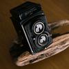 1935年製のRolleiflex Standardで撮った