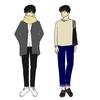 【お知らせ】「少ない服できまわし」について、内容を追加、構成し直しました