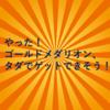 【タダでゴールドメダリオンの裏技!】アメックス・デルタ・ゴールドカードに入らずに、ゴールドメダリオンを手に入れる方法