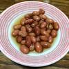 金時豆の煮物