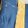 【秋冬/ニトリ】暖かいリブボアの掛け布団、敷布団、枕カバー購入