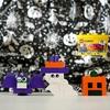 レゴ:ハロウィンセットの作り方 LEGOクラシック10698だけで作ったよ (オリジナル説明書)