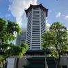 シンガポール・マリオット・ホテル宿泊記!朝食もプールもラウンジも楽しもう!