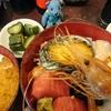 米花で海鮮丼