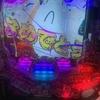(パチンコセミプロ)鬼がルパンのマモーをまたやってきました。「ミニキャラ3人LTST直行」「激熱準備中」「裏ボタン玉ちゃん」
