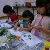 版画 その1(幼稚園クラス)