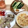 6月27日の食事記録~グルテンフリーのパスタでカルボナーラ
