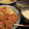 ランチ日記#9 京橋 都鳥の「唐揚げライス」