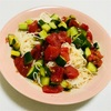 野菜ぶっかけ素麺〜レシピ〜創味のつゆ【モラタメ】