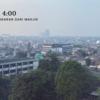 [2日目] インドネシアの朝の生活とホテル探索 @インドネシアのホテル