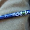 筆ペン普段使い。筆之助とか四季織マーカーとか。