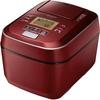蒸気があまり出ないと評判 日立 炊飯器 圧力&スチームIH ふっくら御膳 RZ-V100CM