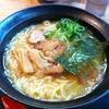 【今週のラーメン464】 濃厚鶏白湯拉麺 初代なかがわ (大阪・中津) 鶏白湯拉麺 大盛