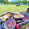 メスティンで簡単キャンプ飯!【ミートドリア】と【山菜炊込み飯】
