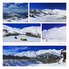 白馬のスキー場から見た、雪山の絶景写真をまとめたよ🗻