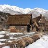 飛騨の冬景色 『白川郷』