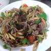 幸運な病のレシピ( 1032 )夜:青椒肉絲(ミニトマト入り)、シシャモ、汁