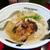 思無邪の味噌と油そばでおなかいっぱい!@鹿児島市西田