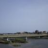 多摩川サイクリングロードの合間に撮影したいろいろな風景や鉄道の写真