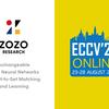 ZOZO研究所、コンピュータビジョン分野における世界三大国際会議の一つECCVにて論文が採択 〜 深層学習と集合マッチングの融合によるコーディネート推薦 〜