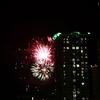年末年始ハワイの旅・・金曜日の晩は恒例の花火