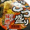 ごつ盛り コーン味噌ラーメン(東洋水産)