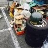倉庫の整理。お宝発見か!いや、ゴミの山(´・ω・`)