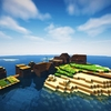 【シード値あり】海に浮かぶ村でサバイバル生活をはじめてみた