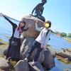 世界一周ピースボート旅行記 53日目~デンマーク(コペンハーゲン)~①「人魚姫」
