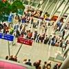 【2017年SFC修行記】エアチャイナビジネスクラスで行くシンガポール0泊2日⑤~帰路。修行僧トークで盛り上がる~