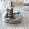 【DIY】古い毛布とシーツを「ペットベッド」にリメイク☆ざっくりと簡単に手作り♪