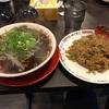 黒いスープの新福菜館❗️
