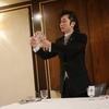 No.1 のショーは Takuyaさんのマジックショー