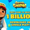 モバイルゲーム史上初10億ダウンロードを記録した「Subway Surfers」/「SYBO」「 Kiloo」