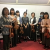 ヴァイオリン・アンサンブル・交流会2018/4/8