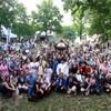ベルリン文化祭での神輿から日ポーランド国交樹立100周年でのお神輿(2019年6月)