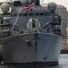 英国軍艦 ロシアとの黒海対決に向けて出航
