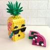レゴ LEGO ドッツ DOTS パイナップルペンスタンド 41906 開封レビュー