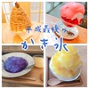 【京都・奈良・大阪】平成最後の夏は、かき氷締めで決まり!関西の美味しいかき氷まとめ。