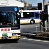 #2017 三菱ふそう・エアロミディMK(京王バス南・南大沢営業所) TKG-MK27FH