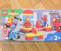 【LEGO】デュプロ「10921:スーパーヒーローたちの研究所」を購入した。