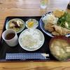 海辺のカフェ ヒキシマ - 今日も日替わり定食を