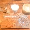 お洒落なコーヒーセット!?が飲めるマンハッタンのカフェ